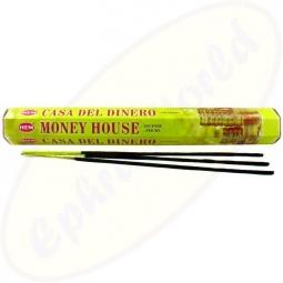 HEM Money House indische Räucherstäbchen