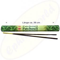 HEM Patchouli XL indische Räucherstäbchen