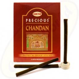 HEM Precious Chandan indische Dhoop Sticks 75g