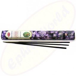 HEM Precious Lavender indische Räucherstäbchen