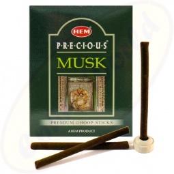 HEM Precious Musk Dhoop Sticks 75g