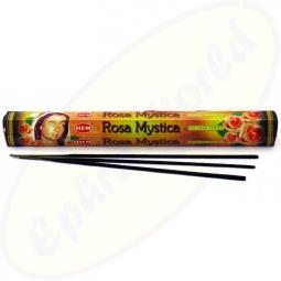 HEM Rosa Mystica indische Räucherstäbchen