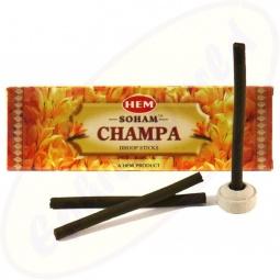 HEM Soham Champa Dhoop Sticks