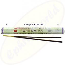 HEM White Musk XL Räucherstäbchen