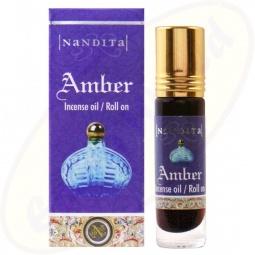 Nandita Amber Incense Oil - Parfüm