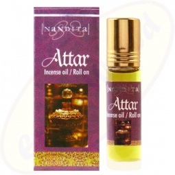 Nandita Attar Incense Oil - Parfüm