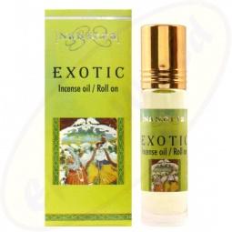 Nandita Exotic Incense Oil - Parfüm Roll On