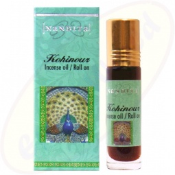 Nandita Kohinour Incense Oil - Parfüm Roll On
