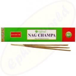 Nandita Orginal Nag Champa Premium Masala Räucherstäbchen