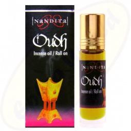 Nandita Oudh Incense Oil - Parfüm Roll On
