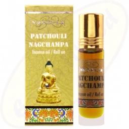 Nandita Patchouli Nag Champa Incense Oil - Parfüm