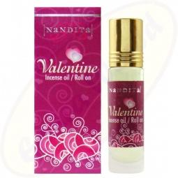 Nandita Valentine Incense Oil - Parfüm Roll On