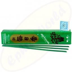 Nippon Kodo Morningstar Cedarwood japanische Räucherstäbchen