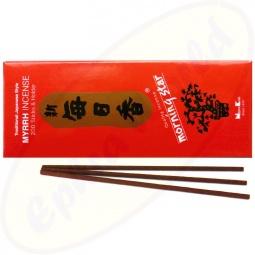 Nippon Kodo Morningstar Myrrh 70g Räucherstäbchen