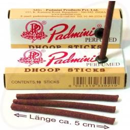 Padmini Dhoop Sticks Mini 10er