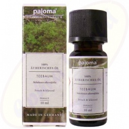 Pajoma ätherisches Öl Teebaum - Duftöl