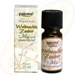 Pajoma Weihnachtszauber Parfümöl - Duftöl