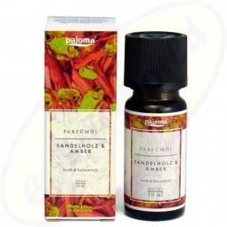 Pajoma Modern Sandelholz-Amber Parfümöl - Duftöl