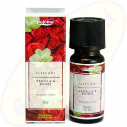 Pajoma Vanilla & Roses Parfümöl -  Duftöl
