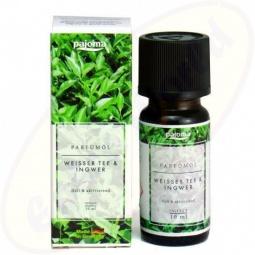 Pajoma Weißer Tee & Ingwer Parfümöl - Duftöl