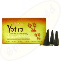 Parimal Yatra indische Räucherkegel