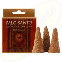 Prabhuji´s Gifts Palo Santo Cinnamon Räucherkegel