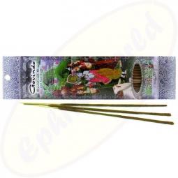 Prabhuji´s Gifts (Ramakrishnananda) Govinda ayurvedische Masala Räucherstäbchen
