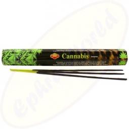 SAC Cannabis indische Räucherstäbchen