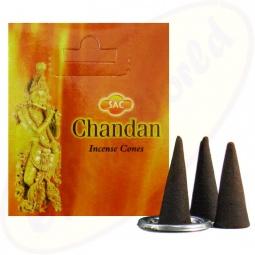 SAC Chandan indische Räucherkegel