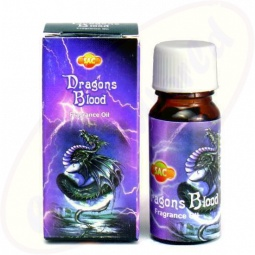 SAC Dragons Blood Parfüm Duftöl