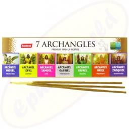 Sandesh 7 Archangles Masala Räucherstäbchen