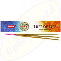 Sandesh Tree Of Life indische Masala Räucherstäbchen