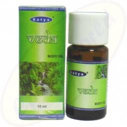 Satya Ayurveda Veda Body Oil 10ml