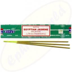 Satya Egyptian Jasmine indische Masala Räucherstäbchen