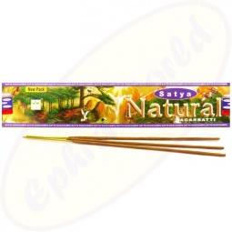 Satya Natural indische Masala Räucherstäbchen