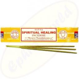 Satya Spiritual Healing indische Masala Räucherstäbchen
