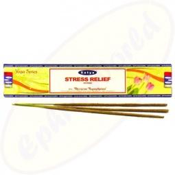 Satya Yoga Nag Champa Stress Relief  indische Masala Räucherstäbchen