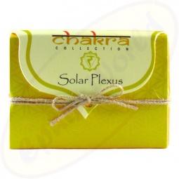 Song Of India Chakra Solar Plexus Kräuterseife 100g