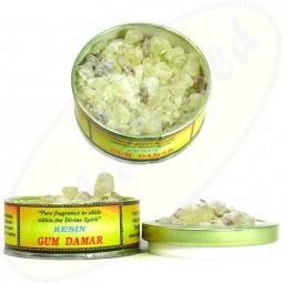 Song Of India Gum Damar Räucherharz 50g von R.Expo