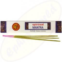 Spiritual Mantra Masala Räucherstäbchen