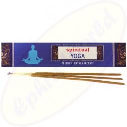 Spiritual Yoga Masala Räucherstäbchen