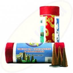 TIBETIAN OHM Padmasambhava Räucherkegel
