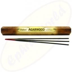 Tulasi Agarwood indische Räucherstäbchen