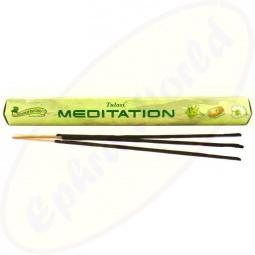 Tulasi Aromatherapy Meditation indische Räucherstäbchen