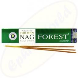 Vijayshree Golden Nag Forest indische Masala Räucherstäbchen
