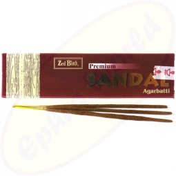 Zed Black Sandal Premium