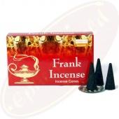 Darshan Frankincense (Weihrauch) Räucherkegel