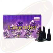Darshan Lavender Räucherkegel