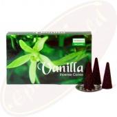 Darshan Vanilla Räucherkegel