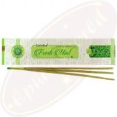 Goloka Natural Fresh Mint Masala Räucherstäbchen